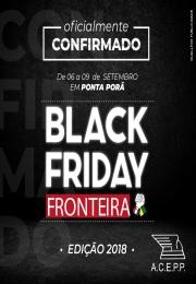 Black Friday Ponta Porã edição 2018 ATUALIZADO