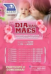 Associação Comercial de Ponta Porã lança campanha do Dia das Mães inédita