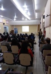 Início do curso SAIBA + COM CAFÉ: Atendimento com Eficiência