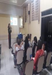 Terceiro encontro do curso SAIBA + COM CAFÉ: Atendimento com Eficiência