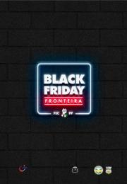 Lançamento BLACK FRIDAY FRONTEIRA 2019