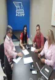ACEPP e Sindicato dos Comerciários reforçam parceria para realização da 8ª Black Friday