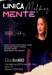 Empoderamento da mulher é tema de palestra na Associação Comercial de Ponta Porã