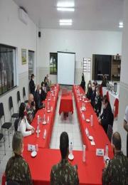 11° RC MEC REALIZA 5ª REUNIÃO COM AUTORIDADES EM APOIO AO COMBATE DO COVID-19