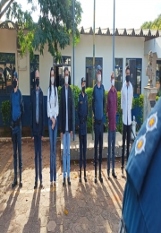 Polícia Militar de Ponta Porã recebe reforço de contingente.